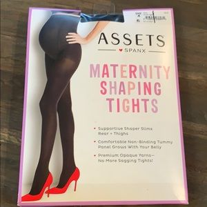 Maternity Shaping Tight- Assets Spanx  Size 4